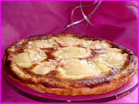 tarte bourdaloue aux poires (1)
