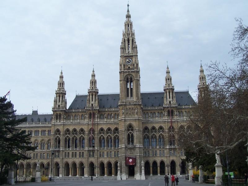 3 me jour de voyage vienne hofburg parlement prater - Office de tourisme de vienne autriche ...