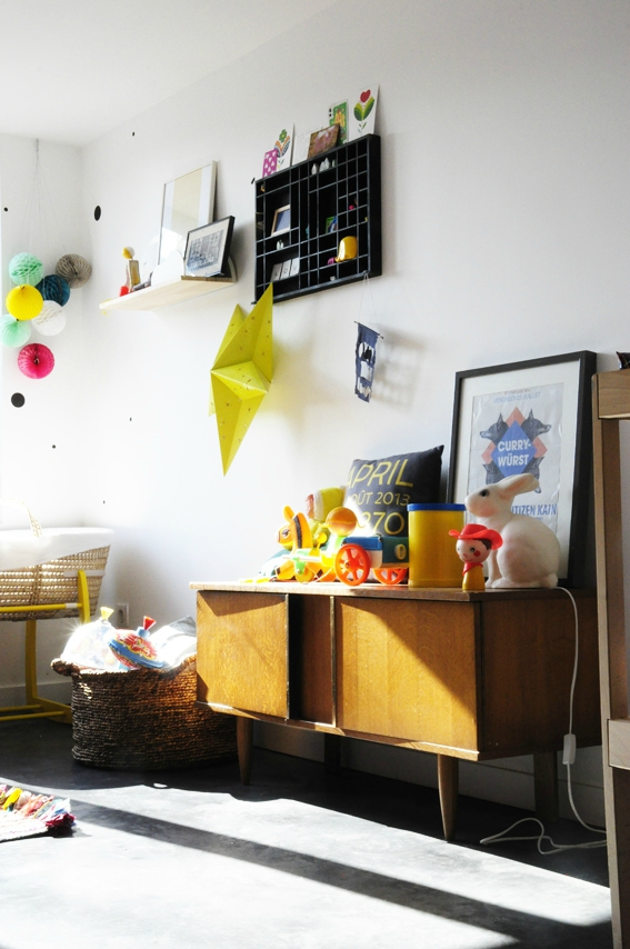 chambre bb meuble scandinave