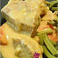 (hot) curry de porc