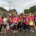 Événement: la parisienne avec trucs de nana