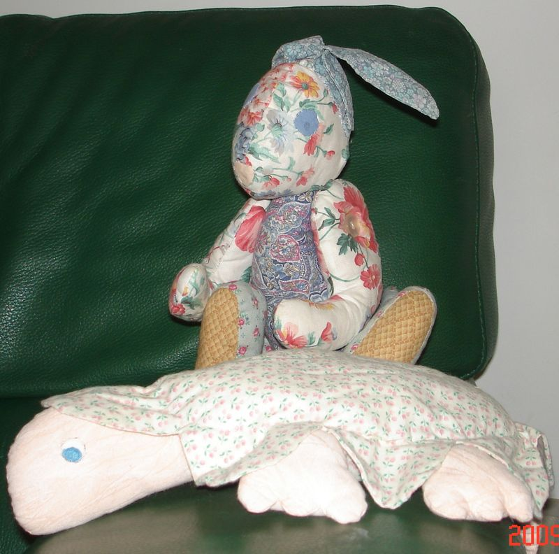 COMPERE LAPIN ET DAME TORTUE