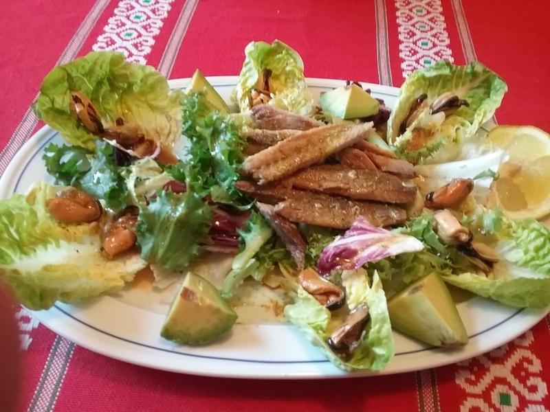 Salade marine de filets de maquereaux1