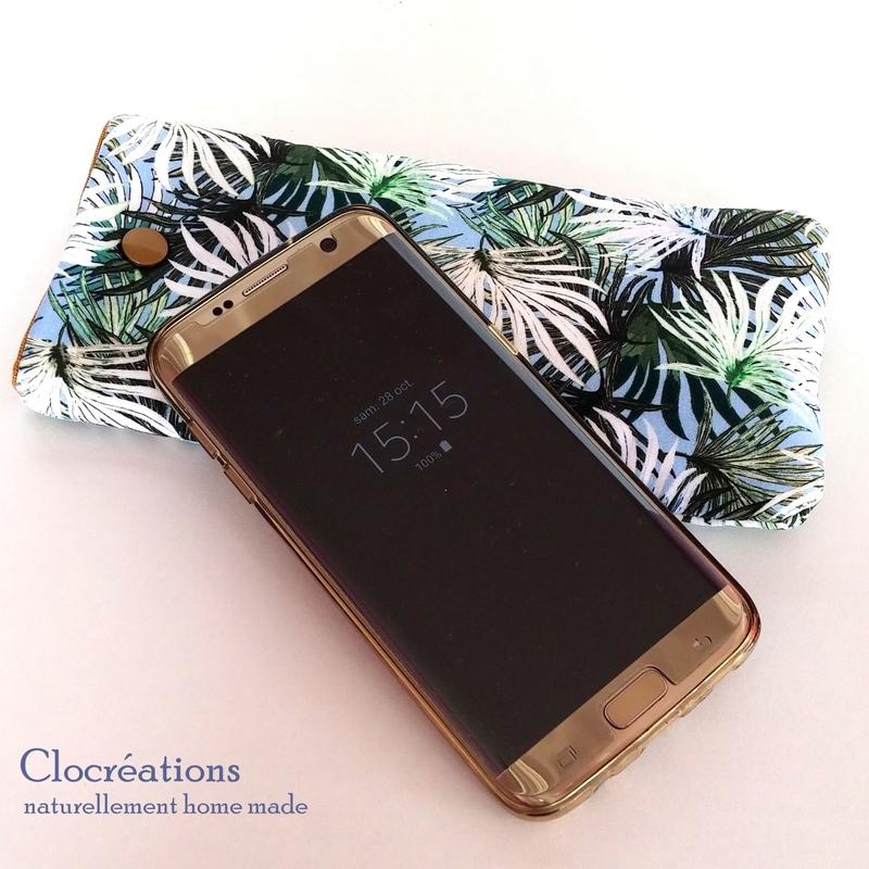 Clocréations-étui portable