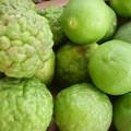 Combavas et citrons verts