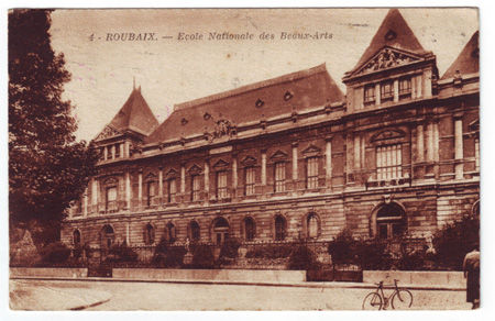 59 - Ecole Nationale des Beaux Arts