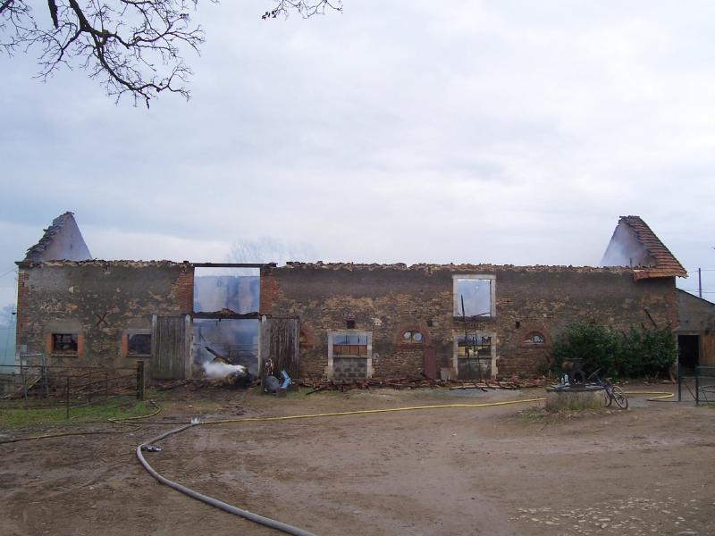 Incendie du 8 janvier 2011
