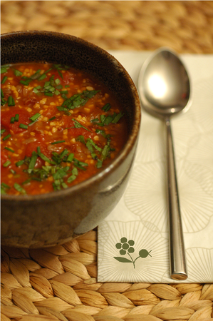 Soupe_riz_rouge_soja_tomate_herbes_1