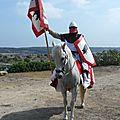 guilheme à cheval