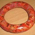 Bracelet Mokume Gané
