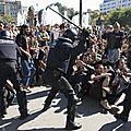 Los mossos d'esquadra de barcelone 2010-2014