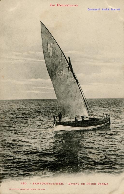 512 Bateau de Pêche Forgas