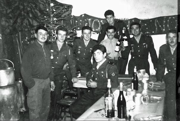 12RCA DASSE Noel 1961 au Ksob
