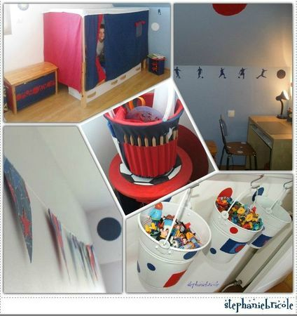 diy d co r cup id es d co pour une chambre d 39 enfants st phanie bricole. Black Bedroom Furniture Sets. Home Design Ideas