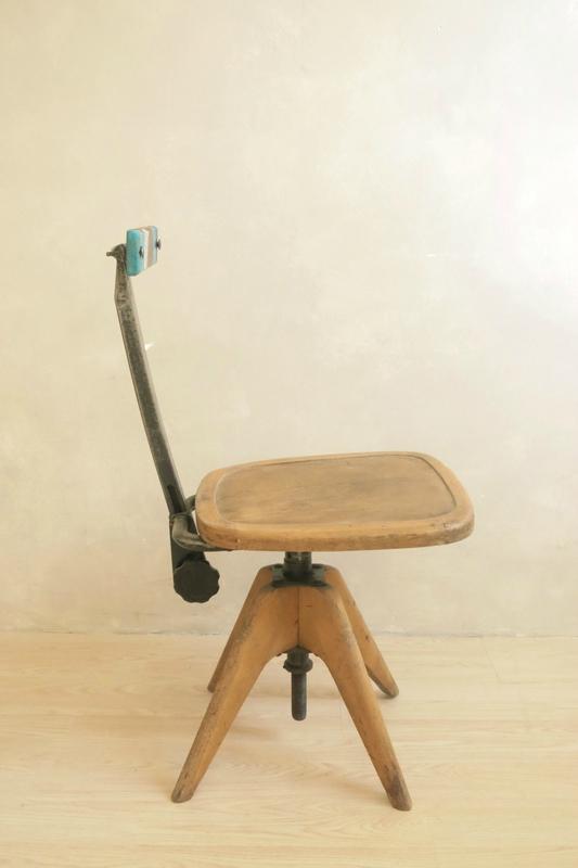 Chaise industrielle 2