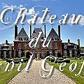 Château de mesnil geoffroy