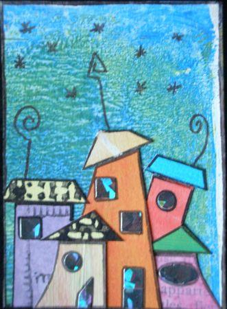 n° 586, village fantastique