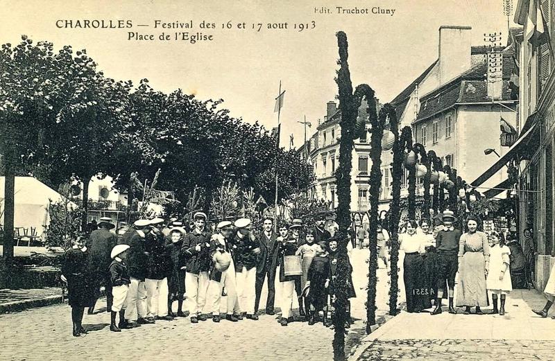 Charolles Festival 1913