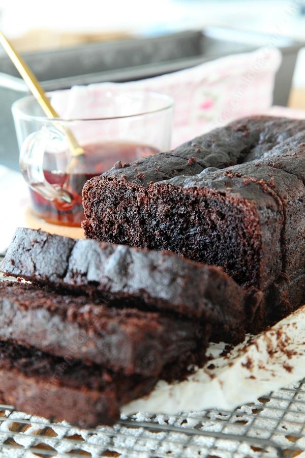 Le meilleur cake au chocolat au monde