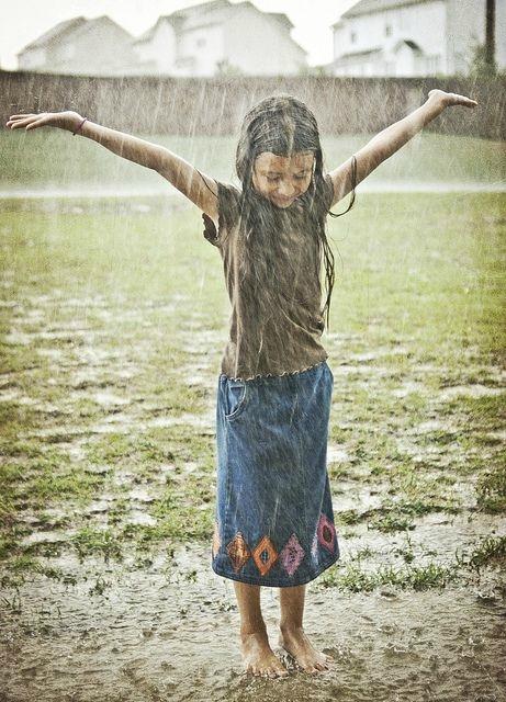 rain - let rain down