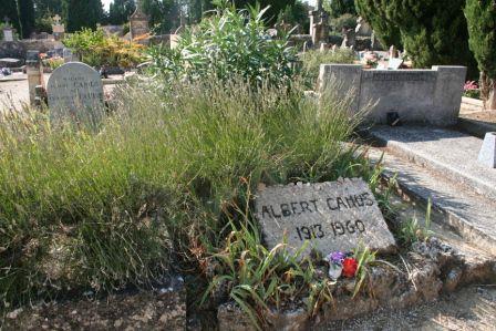 Albert Camus (1913-1960) à Lourmarin