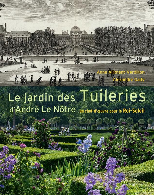 Tuileries-Le-Notre-Livre-Album