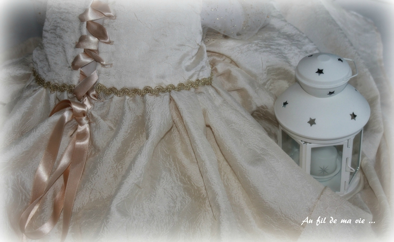 Robe princesse Peau d'ane ICdF Home made04