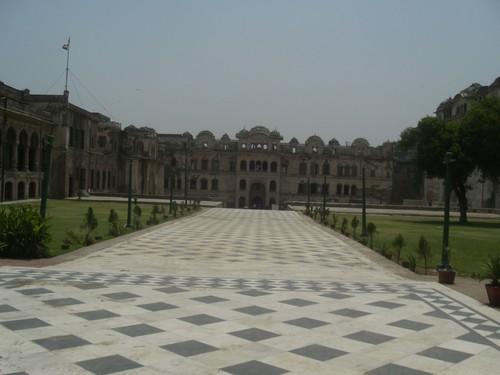 Patiala, Qila Mubarak Palace