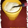 Mousse à la mangue
