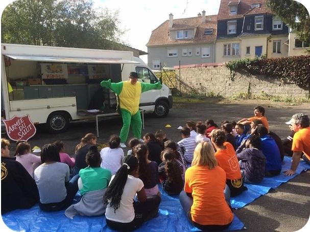 Quartier Drouot - Spectacle KidBus - Vacances de la Toussaint