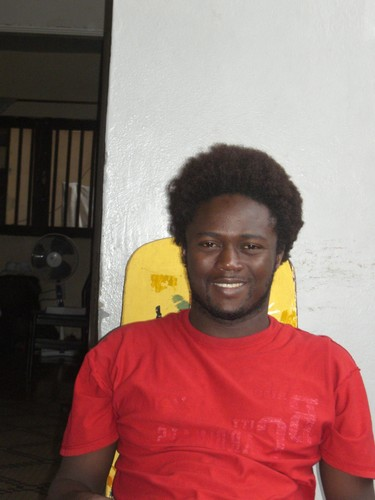 Pamphil, de la coloc, Dakar