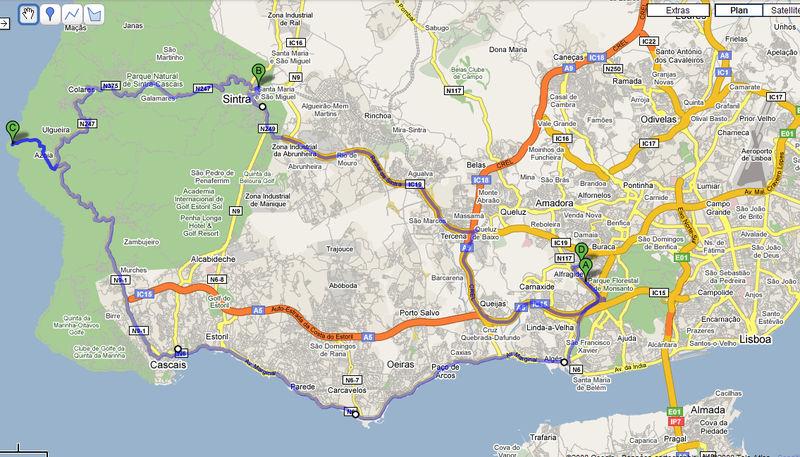 Etape 8: Sintra