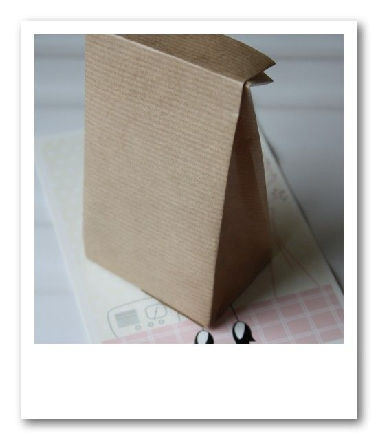 Sacs en papier pour pochettes surprises un petit piou aimer - Petit sac en papier pour mariage ...