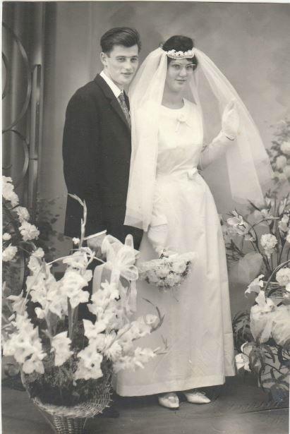 1965 M à Rethel JeanLouis Queffelec Mireille Poncelet