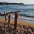 Art en plage