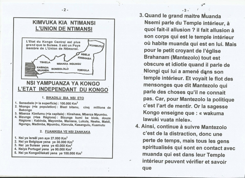 LES MENSONGES DE MANTEZOLO b