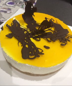 cheesecake citron 1