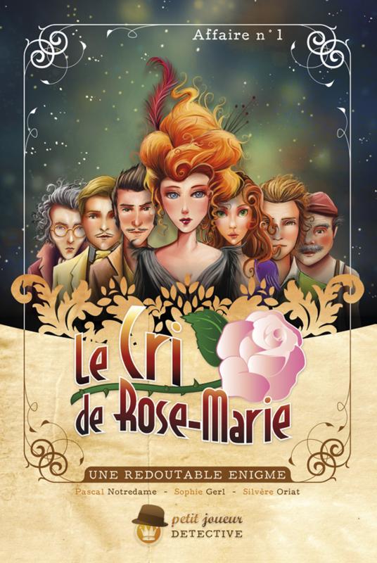 Boutique jeux de société - Pontivy - morbihan - ludis factory - Cri de Rose Marie