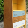 Commode/bibliotheque
