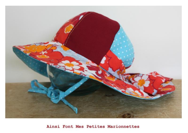 chapeau capeline 6