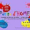 Petits d'home : expo de créateurs dédiée aux enfants