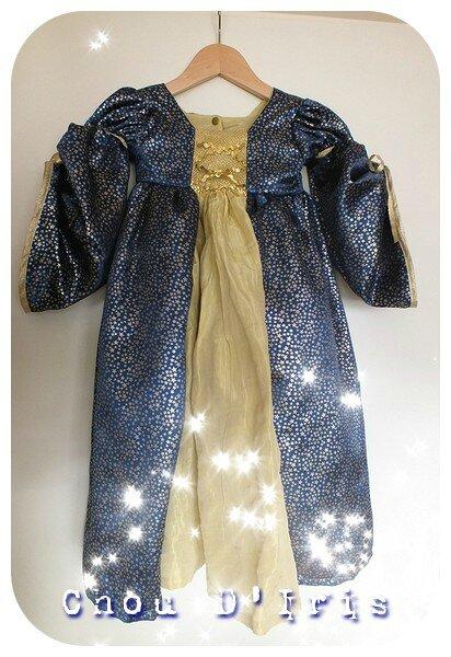 robe etoile-BorderMaker