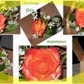Bouquet dernière minute ..