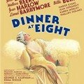 Les Invits de huit Heures (Dinner at eight) (1933) de George Cukor