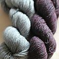 Découverte de laine : patte de velours