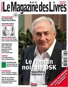 Le Magazine des Livres, 31 - Juillet-aot 2011