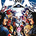 Avengers vs x-men la preview