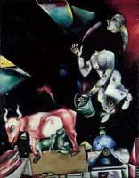 chagall Russie