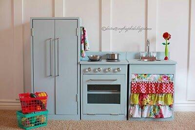 Les Plus Jolies Cuisines Pour Enfants à Faire Soimêmeou Pas - Fabriquer cuisine enfant