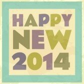 23516168-happy-new-2014-carte-de-style-vintage